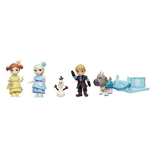 Disney Girls - Mini Frozen colección pequeñitos (Hasbro B9210EU4)