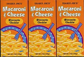 Trader Joe's Macaroni and Cheese Wisconsin Cheddar 6 oz (Case of 6)
