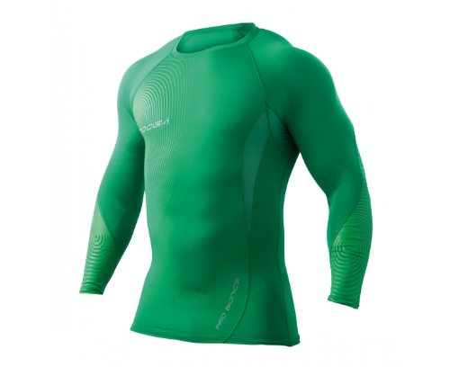 Kooga Tshirt Bas Layer Cold Power Manches Longues Vert - taille XXL