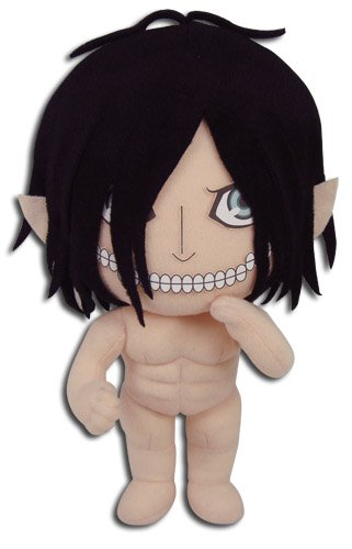 Great Eastern Entertainment Attack On Titan Plush
