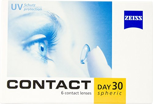 Contact Day 30 spheric Monatslinsen -1.75