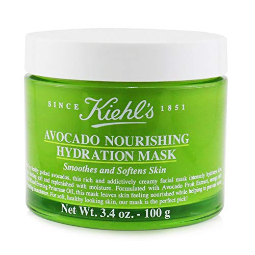 Kiehl's Avocado Nourishing Hydration Mask femme/woman Gesichtsmaske, 100 ml