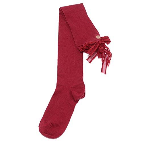 1225W parigina calza bimba TWIN-SET SIMONA BARBIERI socks cotton kid