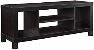 Mainstay.. TV Stand for TVs (Black Oak, 47.24 x 15.75 x 19.00 Inches)