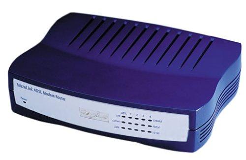 Devolo MicroLink ADSL modem router Oostenrijk