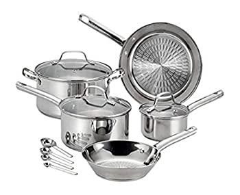 T-fal Pro Performa Stainless Steel Cookware Set