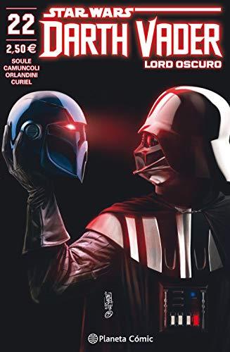 Star Wars Darth Vader Lord Oscuro nº 22/25 (Star Wars: Cómics Grapa Marvel)