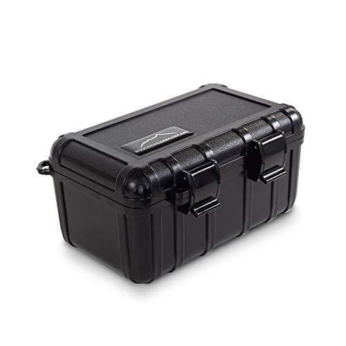 Boulder Case Co. 2500 Series Storage Safe (Black)