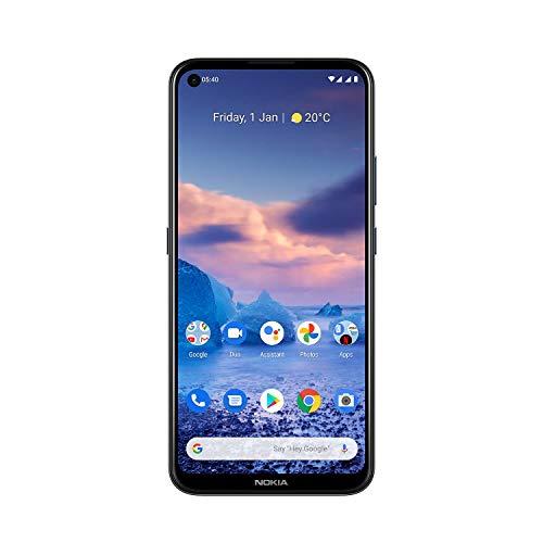 NOKIA 5.4 Dual SIM 64 / 4GB telefono movil azul