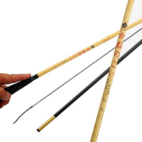 L.L.QYL Caña de Pescar Caña de Pescar de bambú Color de Alto...