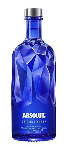 Absolut Facet Limited Edition Blue Vodka - 700 ml