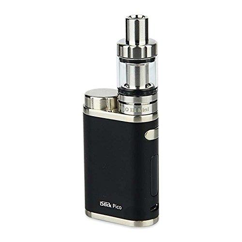 Elektronische Zigarette Eleaf iStick Pico, 75W Nikotinfrei Farbe Schwarz