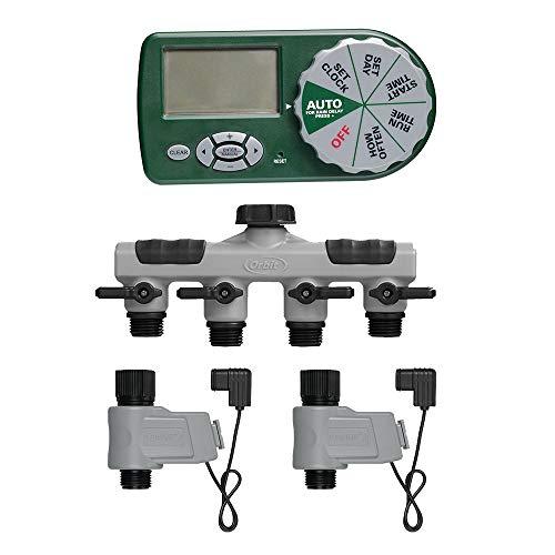 Orbit 58911 Complete Yard Watering Kit, Green