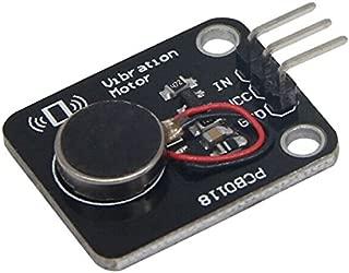 TOOGOO 1027 5v Mobile Phone Flat Motor Shock Motor Module Mobile Phone Vibration Module for Arduino