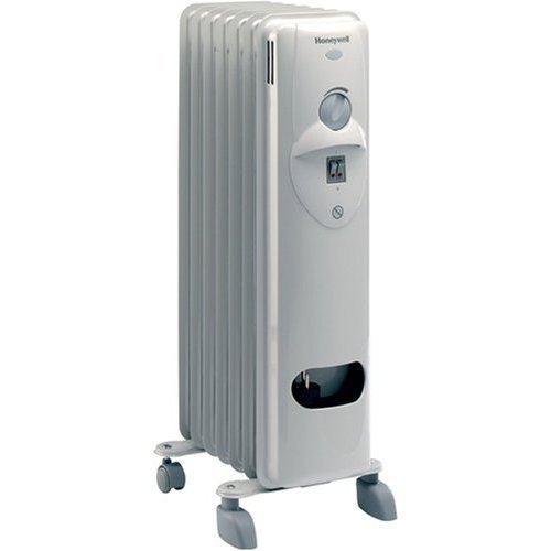 Honeywell HR-40715E2 Oliekachel, 600 W, wit