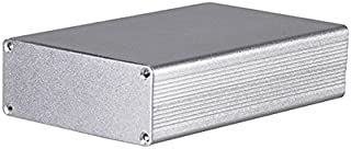 Eightwood Aluminum Project Box Electronic Enclosure Case for PCB Board DIY, 4.32