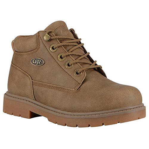 Lugz Shifter Brown/Gum 9.5
