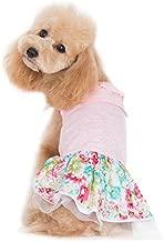 Dreamy Floral Dog Dress - Extra Extra Small