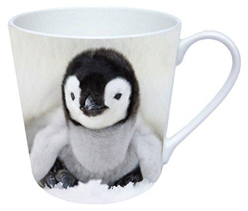 Ambiente Beher -Mug - Tasse Tee/Kaffee Becher Baby Penguin 0.3L