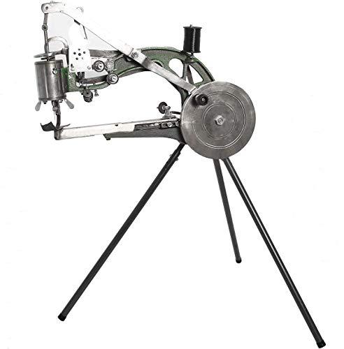 FamYun Hand Cobbler Shoe Repair Machine Dual Cotton Nylon Line Sewing Machine Manual Leather Machine Shoe Sewing Machine