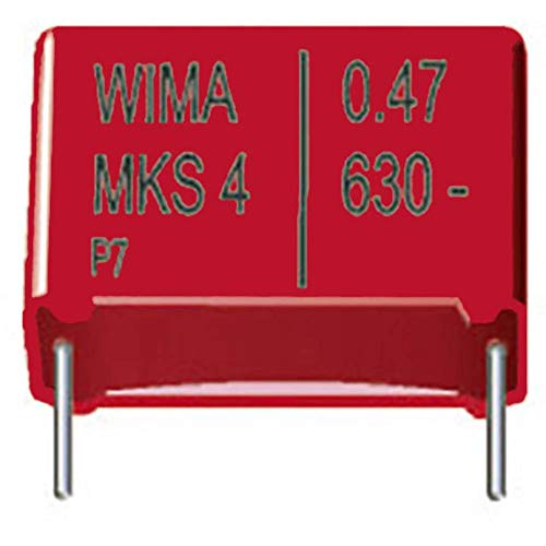 Mkp 4 rm27 5 1 µf 630 V RoHS 2 unid.
