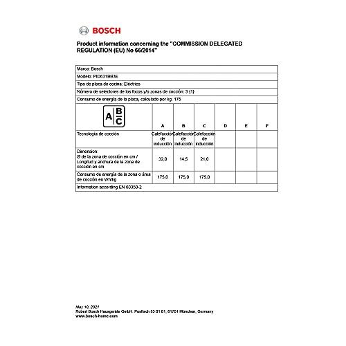 Bosch PID631BB3E