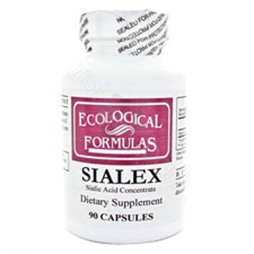 Ecological Formulas - Sialex 90 caps [Health and Beauty] [Health and Beauty]