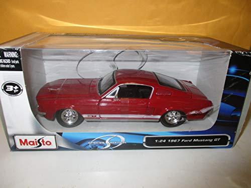 Maisto 531260 Ford Mustang GT 67 edizione speciale,  Colori Assortiti