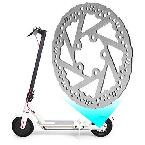 Shipenophy Disco de Freno de aleación de Aluminio 5 Agujeros Pastilla de Freno XIAOMI 365PRO Scooter eléctrico para Entretenimiento en el hogar(Disc Brake Disc 120mm)