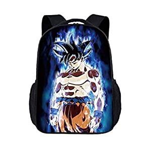 41QCOZO9QZL. SS300  - Mochila Dragon Ball Z, Mochila Dragon Ball Niño Adolescente Chicas Primaria Mochilas y Bolsas Dragon Ball Escolares…