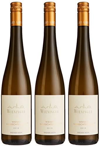 Weingut Wieninger Wiener Gemischter Satz 2017 Trocken (3 x 0.75 l)
