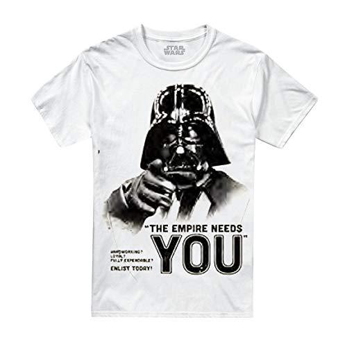 STAR WARS Heren Aanbieding Vandaag T-Shirt