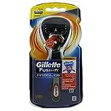 Gillette Fusion Proglide Flexball Rasoio da Uomo, 1 Manico + 1 Lametta, 5 Lame di Precisione, Compatibile con Tutte le Testine di Ricambio Fusion