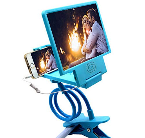 YOLE Lupa 3D de 7,5-Inch, Lupa combinada desprendible del Smartphone, Lente de...