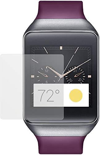 dipos I 2X Schutzfolie matt kompatibel mit Samsung Gear Live Folie Bildschirmschutzfolie