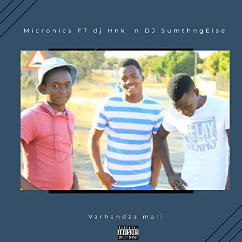 Micronics feat. Dj hnk & DJ SumthngElse