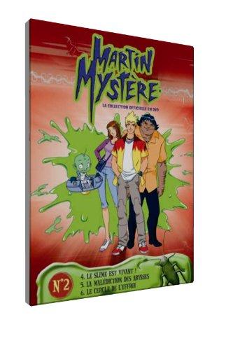Martin Mystere N°2, Episodes 4 à 6