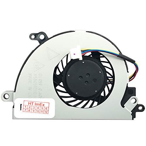 Lüfter Kühler Fan Cooler kompatibel für Asus R515MA-XX927H, R515MA-SX570B, R515MA-XX992H, X453MA-BING-WX108B, X453MA-WX064D, X453MA-2C, X453MA-BING-WX122B, X453MA-2D