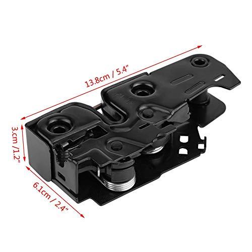 Motorhaubenschloss Motorhauben Styling Zubehör Feste Fahrzeughalterung Riegel Ersatzteile Riegel für 8K0823509F MK3