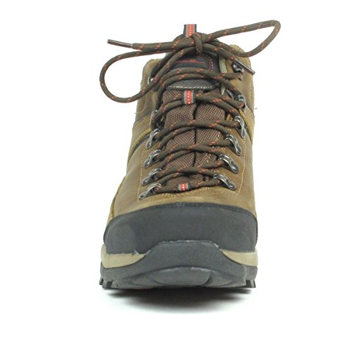 BY EDDIE BAUER Men's Hiking Boot Model: Fairmont Color: Brown, Assorted Size New (10.5)
