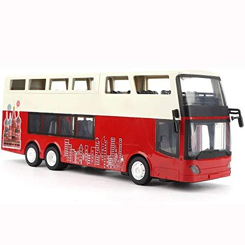 PHLPS El Coche teledirigido, RC niños DIY autobús de...