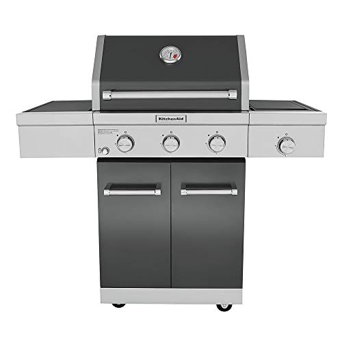 KitchenAid 720-0953A Full-Size Propane Gas Grill