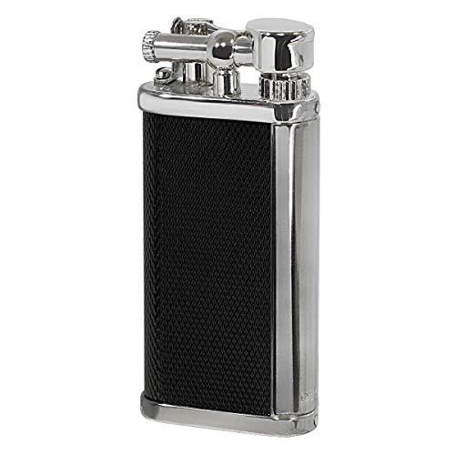 DUNHILL ダンヒル フリントガスライター ユニーク・ポケット UNIQUE POCKET ユニークポケット シガレット用 Black ULY1565
