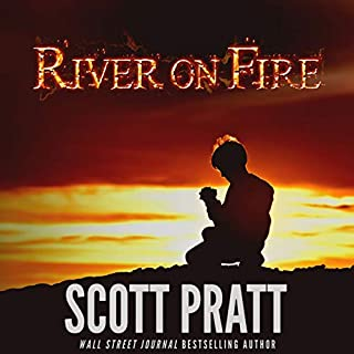 River on Fire audiobook cover art