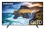 Samsung Q70 Series 55-Inch Smart TV, Flat QLED 4K UHD HDR - 2019 Model