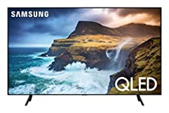 "Your purchase includes One Samsung Q70 Series 75-Inch Smart TV, Flat QLED 4K UHD HDR - 2019 Model, One Remote TM1950C with batteries, Power Cable and User Manual TV Dimensions: Without Stand – 66"" W x 37.8"" H x 2.4"" D .With Stand 66"" W x 41.3"" H x 14..."