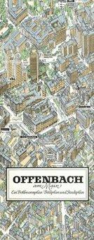 Stadtplan Offenbach in 3D von Bollmann