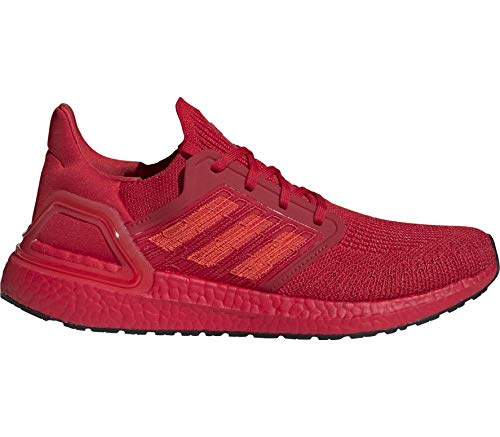 adidas Ultraboost 20 'Triple Red' Unisex Sneakers rood