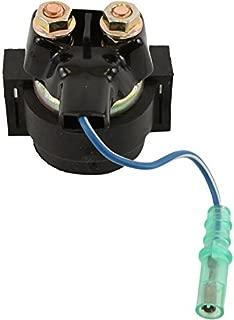DB Electrical SMU6014 Starter Solenoid Relay for Yamaha Fj1100 84-85,Fj1200 86-93, FZ600 Fz750 Fzr1000 Fzr400 Fzr600 Fzr600R Fzx700 Fazer 850 Venture
