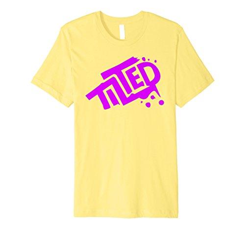 Fortnite Tilted T-Shirt (Pink Logo)